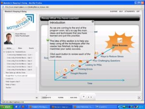 Sales Motivations CLASSIC e-learning program to boost sales performance - (HTML5 & Flash) Sales Motivations