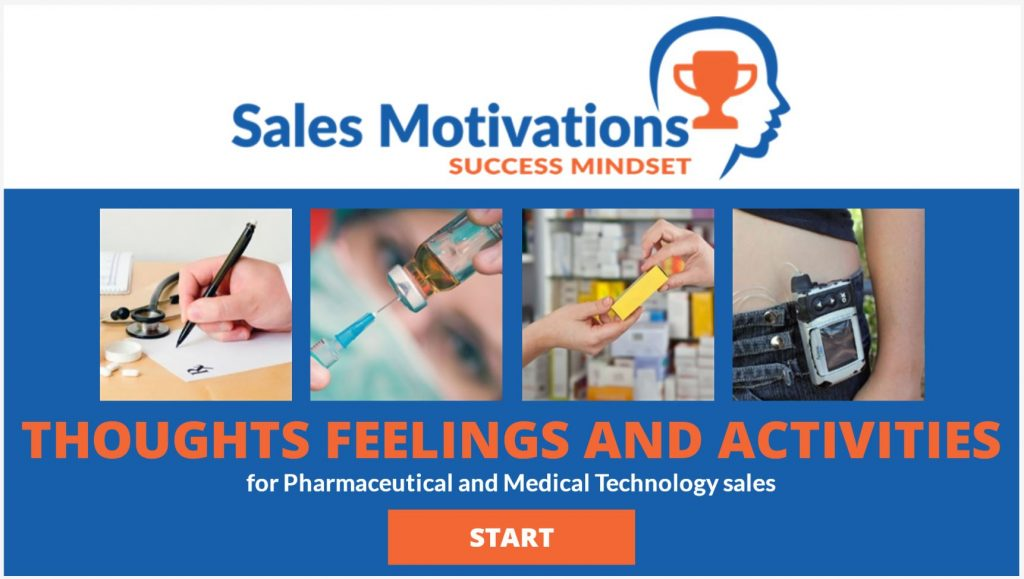 Life Sciences Sales Motivations